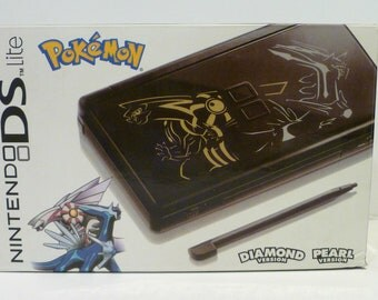 Ninendo DS Lite console Pokemon Edition Boxed with 369 Games!