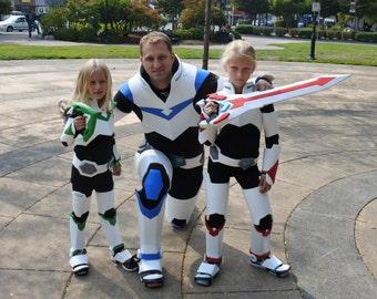 Voltron Inspired Paladin Armor - Full set (Child)