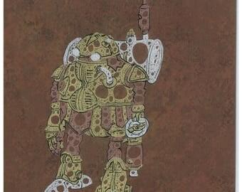Robo (Chrono Trigger) Print