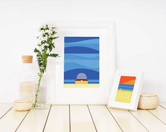 Manly Beach Print