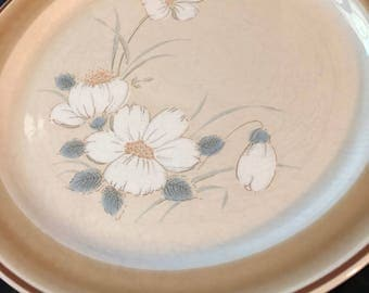 Hearthside Watercolors Stoneware Dinner Plate Dawn