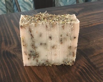 Lavender & Lemongrass Soap