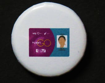 Customer badge