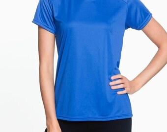 Custom Short Sleeve Performance T-shirt