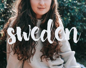 Sweden | Lightroom Preset | Scheitel + Co.