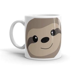 Sloth Enthusiast Mug