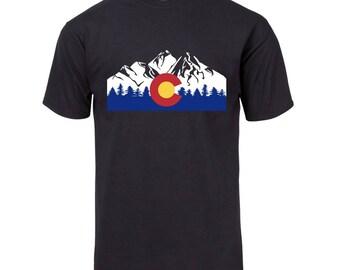 Colorado Mountain Shirt