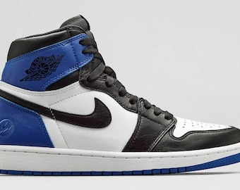 Custom Fragment Air Jordan 1s