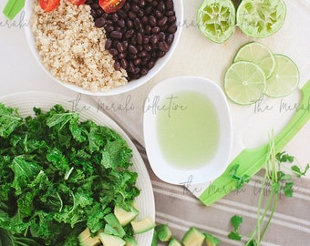 Black Bean Bowl Stock Photo/ Images for health, wellness & fitness Bloggers, Coaches and Entrepreneurs
