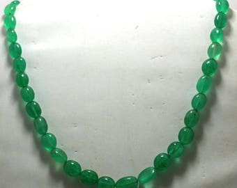 250.55cts Natural Quarts Fantastic Green Coloured  Size - 18 - Inch Green Coloured Quarts gemstone Amazing & beautifull  Green Quarts AA-33