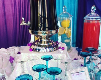 SBP Billionaires Lemonade & Rental Party Package