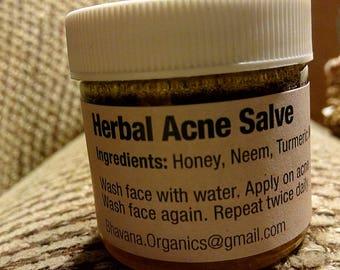 Herbal Acne Salve
