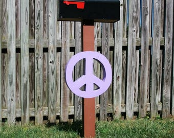 Peace Fun Mailpost
