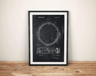 Drummer Poster, Drummer Art, Gift for Drummer, Drummer Wall Decor, Music Room Decor