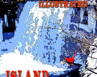 Manitoulin Illustrated eBook by Whytes (Storybook, History Book, Graphic Novel, Magazines, Magazines Print, Fiction, Folklore, Canada)