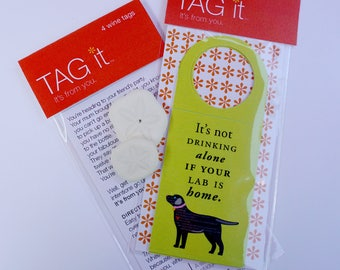 Tag it Wine Tags
