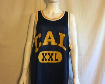 Cal Berkeley Golden Bears College University Jersey