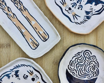 Noodle Ring Dish 70mm