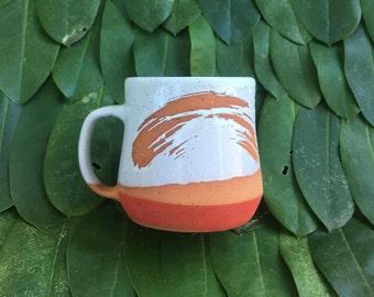 Speckled Arch Mug