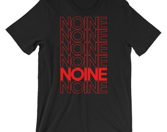 Noine Shirt, Noine T Shirt, Noine TShirt, Noine T-Shirt, Noine Tee, Howard Stern Shirt, Bababooey T Shirt, Howard Stern TShirt, Howard Stern