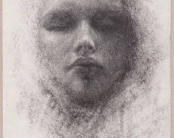 Original sketch by Françoise Stéfanski - Sidéré #2