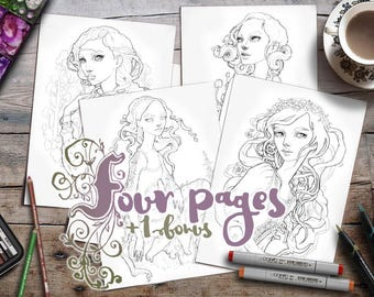 """Coloring Pages to Print 