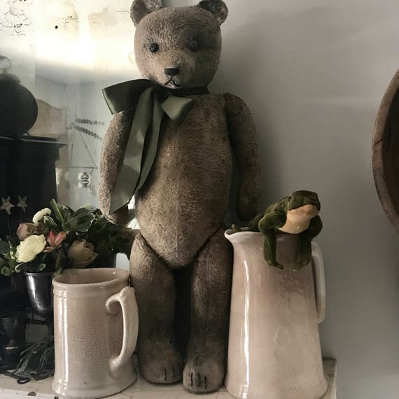 Antique Bear, made in France.
