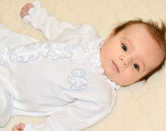 Pima Cotton Baby Boutique Clothing Coming Home By