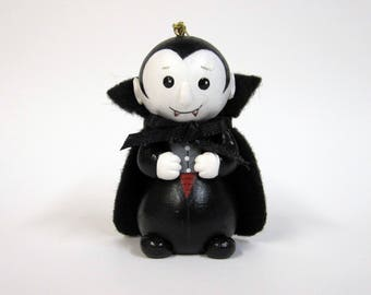 Halloween Dracula Ornament
