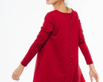 SALE - Valentine's dress   Goddess dress   Sensual dress   LeMuse Valentine's dress