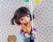 Rainbow jacket, coat, cardigan, Irrealdoll, Erin, Ino, Enyo, sweater, Winter