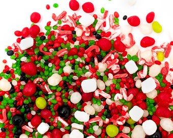 Santa's Cocoa Candyfetti™ Candy Sprinkles