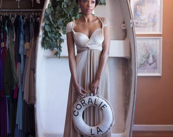 Wedding Party Dresses Made in USA