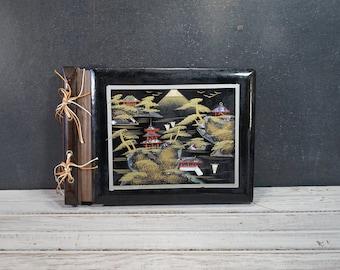 Japanese Lacquer Photo Album
