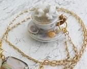 Tea Cup Miniature Mermaid Cup