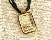 The Star - Tarot - Divination - Fortune Telling - Pendant Necklace