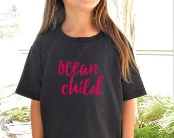 Ocean Child Youth Shirt