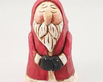 Small Santa Figurine