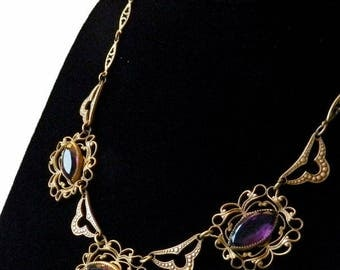 Antique Art Nouveau Necklace