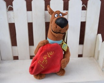 Scooby Doo doll, stuffed animal, plush Scooby Doo