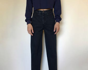 Cropped Palmetto Cotton Denim