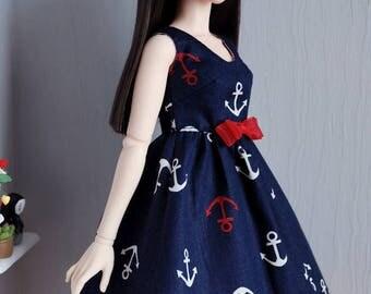 Anchors dress for slim MSD