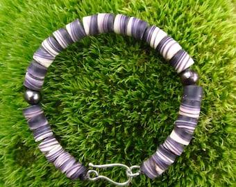 Custom Made Wampum Bracelet