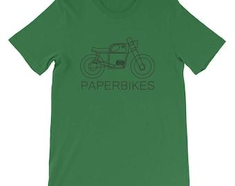 Paperbikes v201 Shirt (BMW r90)
