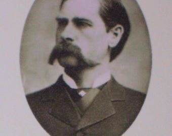 Wyatt Earp Notecard