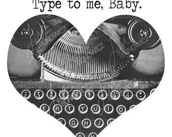 Typewriter Talk, Journalist, Writer, Author, Typewriter Love