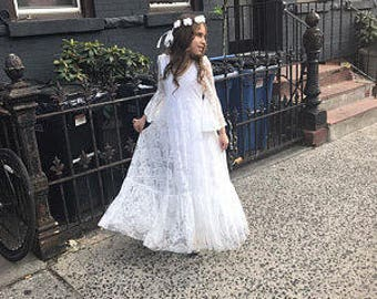 Unique Bohemian Handmade Special Occasions Dresses By