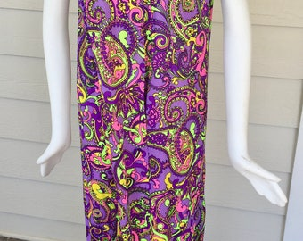 Hippie - Mod - LeVoy Maxi Dress