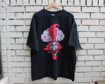 ICP Shirt Insane Clown Posse Size 2XL XX-Large  tag Juggalo Island icp the gathering shaggy 2 dope violent j the gathering faygo