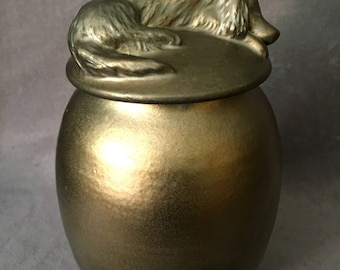 Golden Retriever Urn